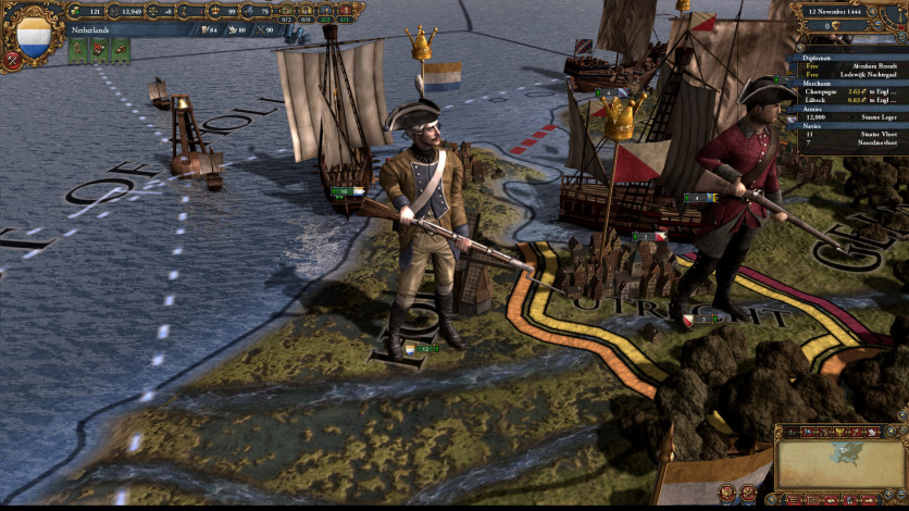 Screenshot 7 - Europa Universalis IV: Common Sense Content Pack