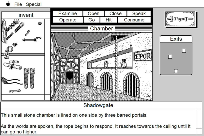 Screenshot 9 - Shadowgate: MacVenture Series