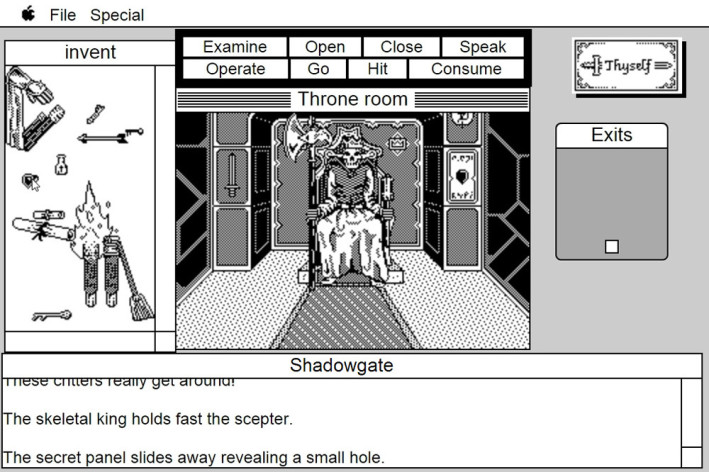Screenshot 6 - Shadowgate: MacVenture Series