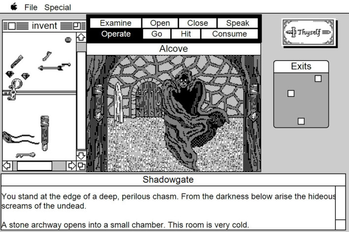 Screenshot 8 - Shadowgate: MacVenture Series