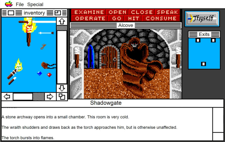 Screenshot 15 - Shadowgate: MacVenture Series