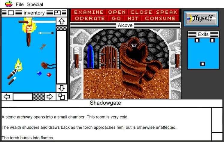 Screenshot 15 - Shadowgate: MacVenture Series