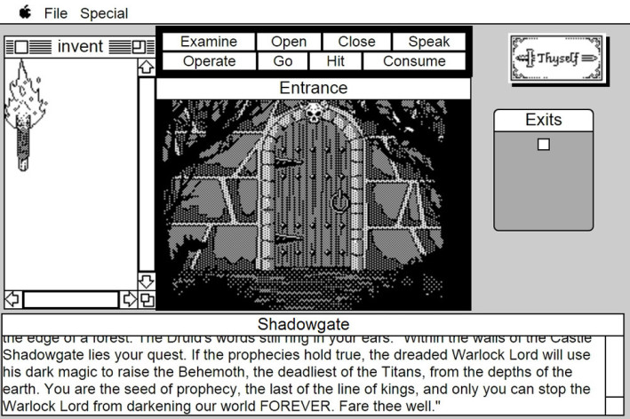 Screenshot 18 - Shadowgate: MacVenture Series
