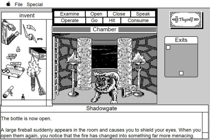 Screenshot 16 - Shadowgate: MacVenture Series