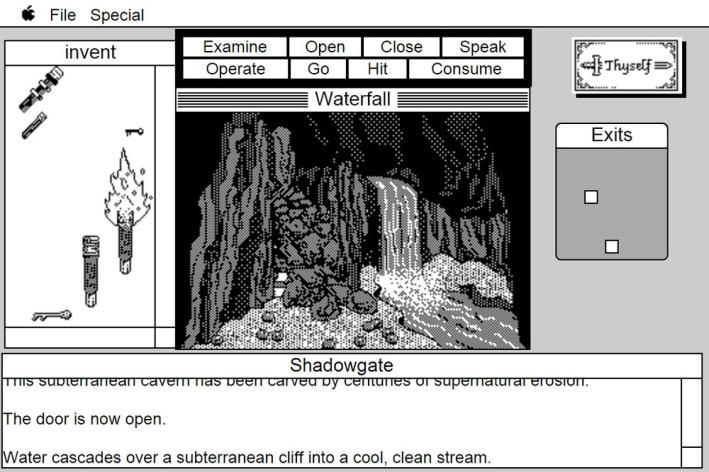 Screenshot 19 - Shadowgate: MacVenture Series
