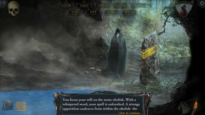 Screenshot 7 - Shadowgate - Special Edition