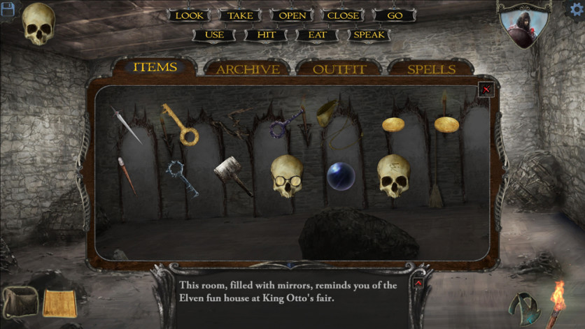 Screenshot 10 - Shadowgate - Special Edition