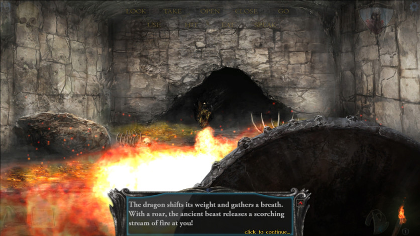 Screenshot 11 - Shadowgate - Special Edition
