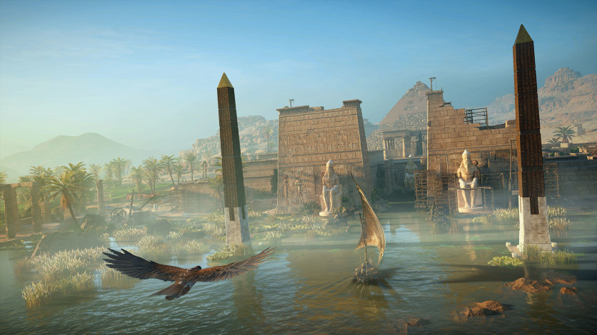 Screenshot 4 - Assassin's Creed: Origins - Deluxe Edition