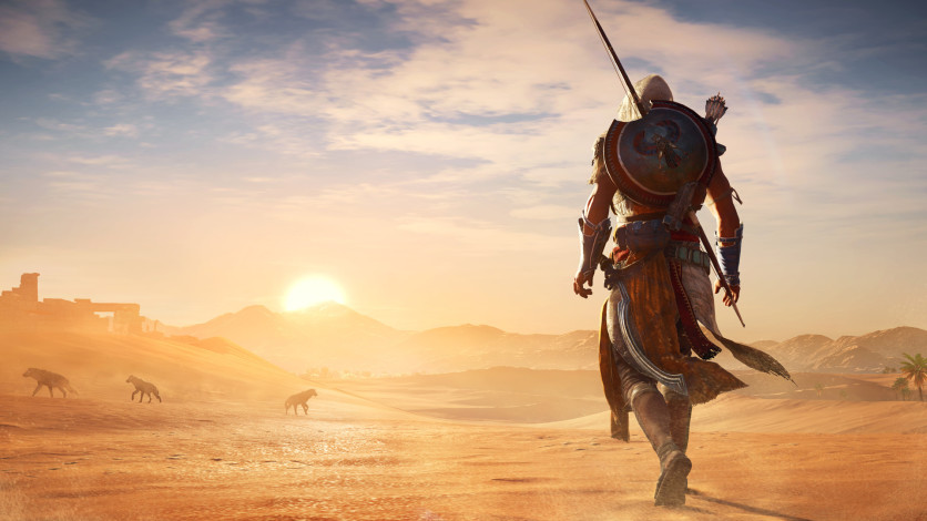 Screenshot 6 - Assassin's Creed: Origins - Deluxe Edition