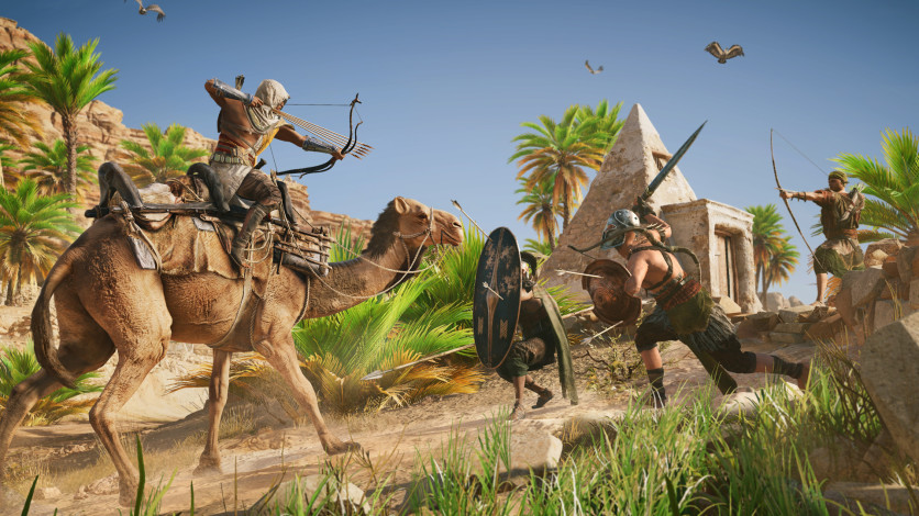 Screenshot 11 - Assassin's Creed: Origins - Deluxe Edition
