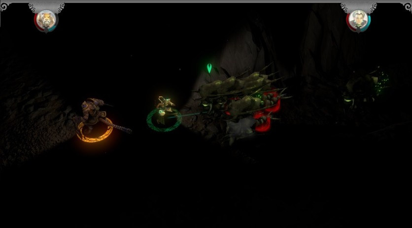 Screenshot 3 - Eon Altar: Episode 3 - The Watcher in the Dark