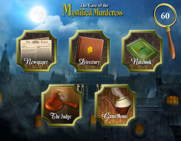 Screenshot 4 - Sherlock Holmes Consulting Detective: The Case of the Mystified Murderess