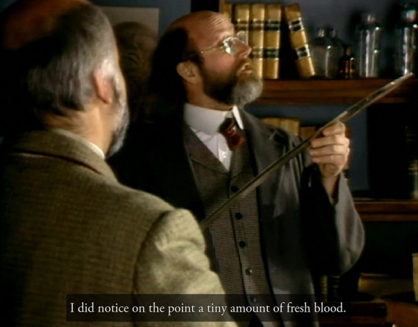 Screenshot 3 - Sherlock Holmes Consulting Detective: The Case of the Tin Soldier