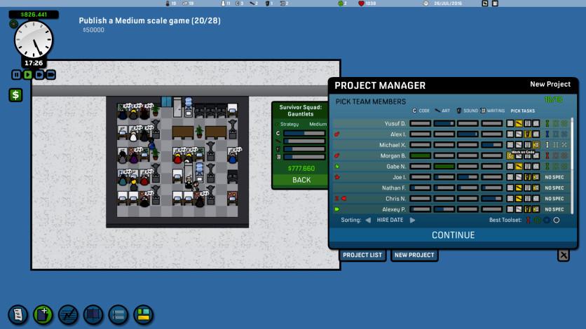 Screenshot 7 - Game Corp DX