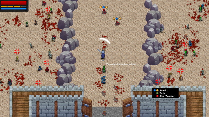 Screenshot 5 - Hyper Knights