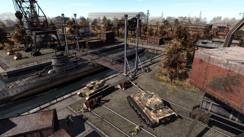 Screenshot 4 - Men of War: Assault Squad 2 - Complete Edition