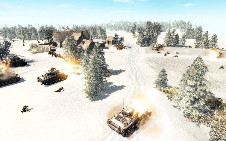 Screenshot 4 - Men of War: Assault Squad - MP Supply Pack Alpha
