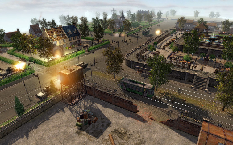 Screenshot 3 - Men of War: Assault Squad - MP Supply Pack Alpha