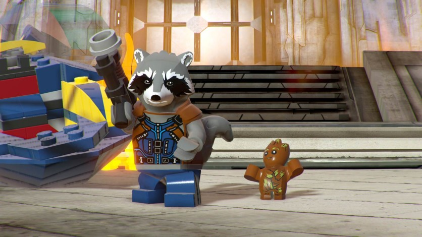 Screenshot 6 - LEGO Marvel Super Heroes 2