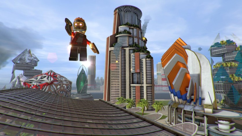 Screenshot 4 - LEGO Marvel Super Heroes 2