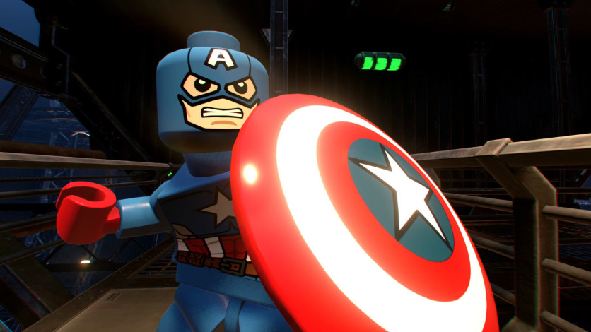 Screenshot 2 - LEGO Marvel Super Heroes 2