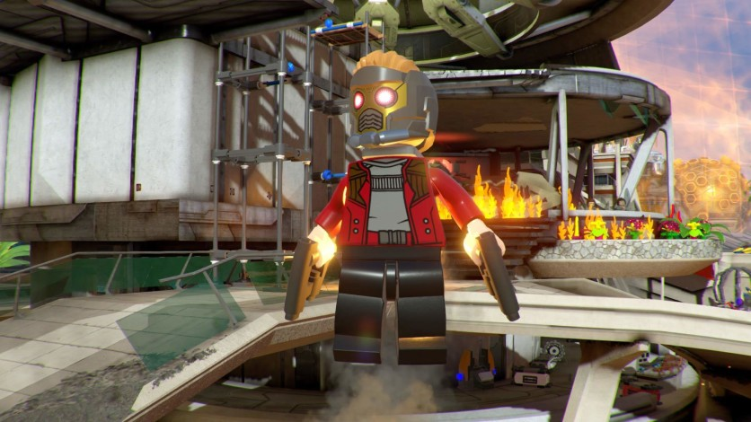 Screenshot 3 - LEGO Marvel Super Heroes 2