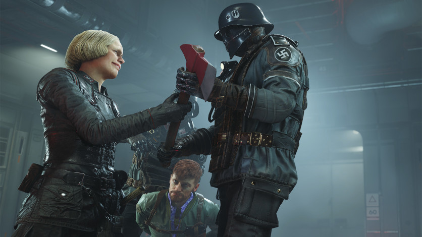 Screenshot 6 - Wolfenstein II: The New Colossus