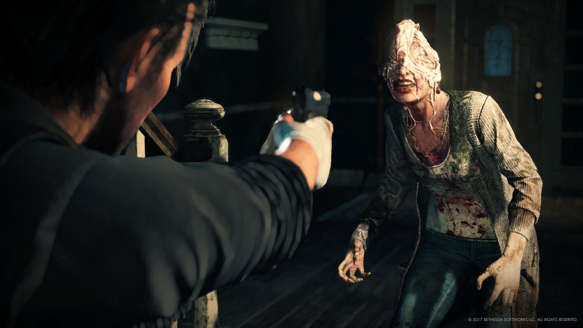 Screenshot 3 - The Evil Within 2
