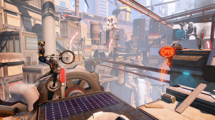 Screenshot 6 - Trials Fusion - Awesome Level MAX