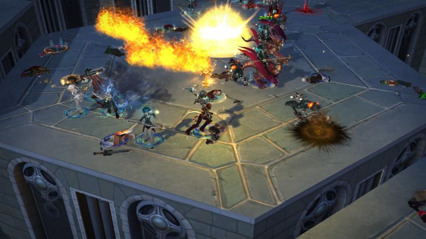 Screenshot 4 - Royal Quest
