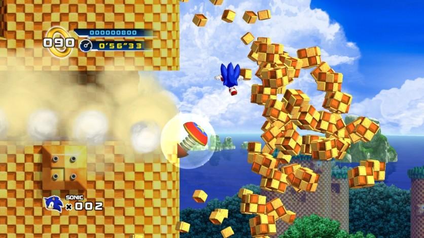 Screenshot 22 - Sonic Games Collection (SA)