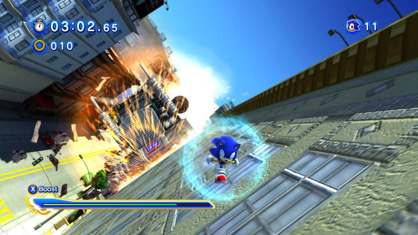 Screenshot 15 - Sonic Games Collection (SA)