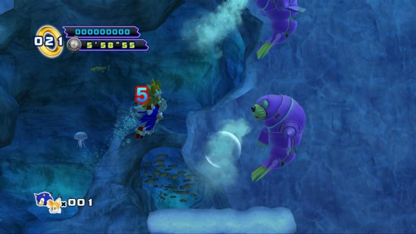 Screenshot 18 - Sonic Games Collection (SA)