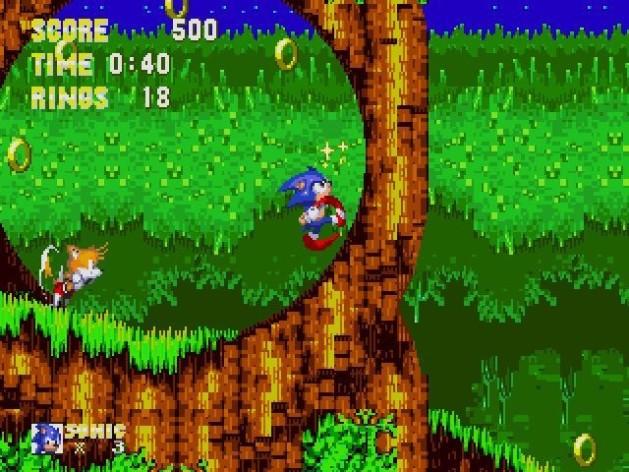 Screenshot 4 - Sonic Games Collection (SA)