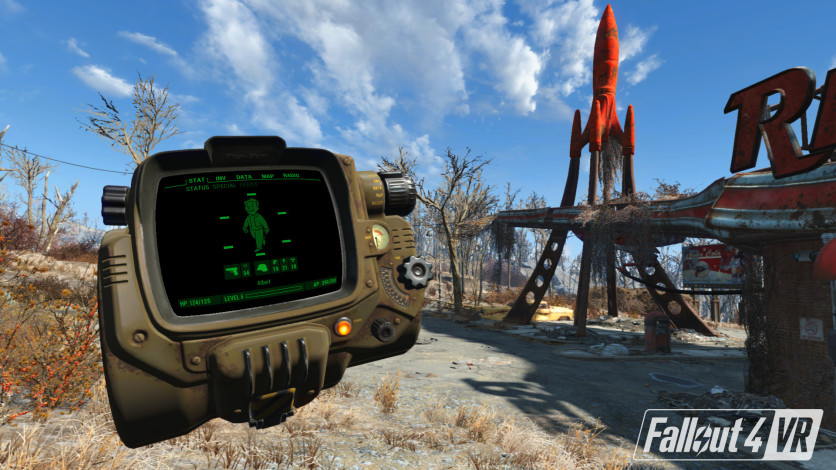 Screenshot 2 - Fallout 4 VR