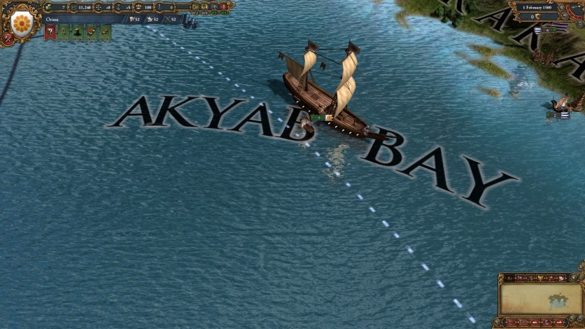 Screenshot 4 - Europa Universalis IV: Indian Ships Unit Pack