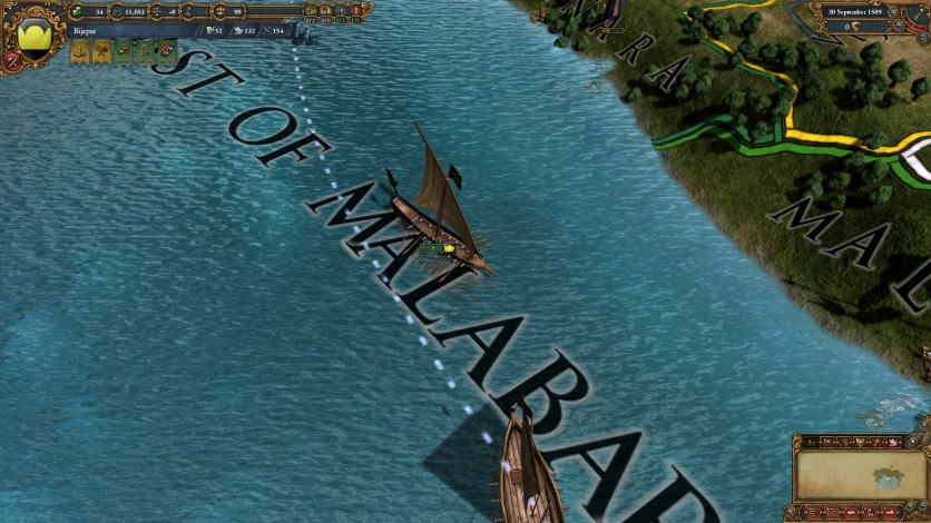 Screenshot 10 - Europa Universalis IV: Indian Ships Unit Pack