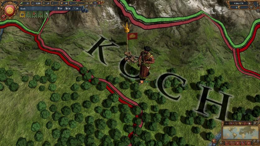 Screenshot 6 - Europa Universalis IV: Indian Subcontinent Unit Pack