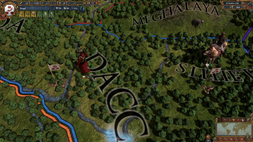 Screenshot 7 - Europa Universalis IV: Indian Subcontinent Unit Pack
