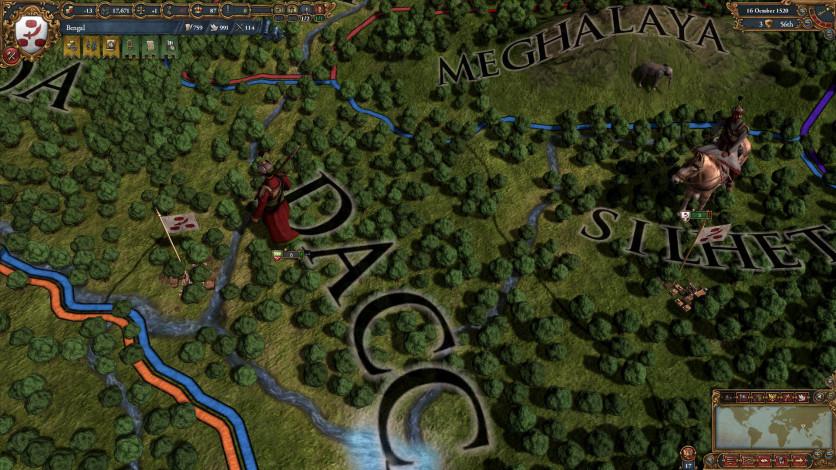 Screenshot 7 - Europa Universalis IV: Indian Subcontinent Unit Pack