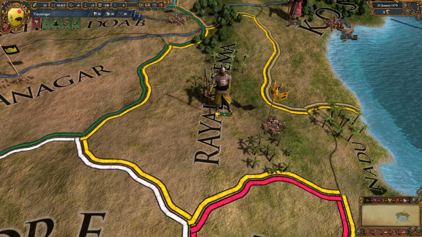 Screenshot 9 - Europa Universalis IV: Indian Subcontinent Unit Pack