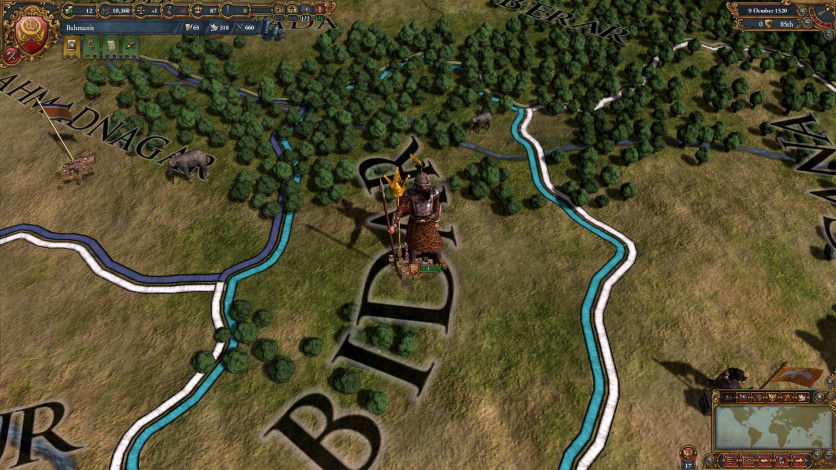 Screenshot 8 - Europa Universalis IV: Indian Subcontinent Unit Pack