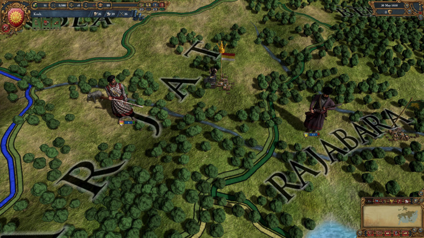 Screenshot 3 - Europa Universalis IV: Indian Subcontinent Unit Pack