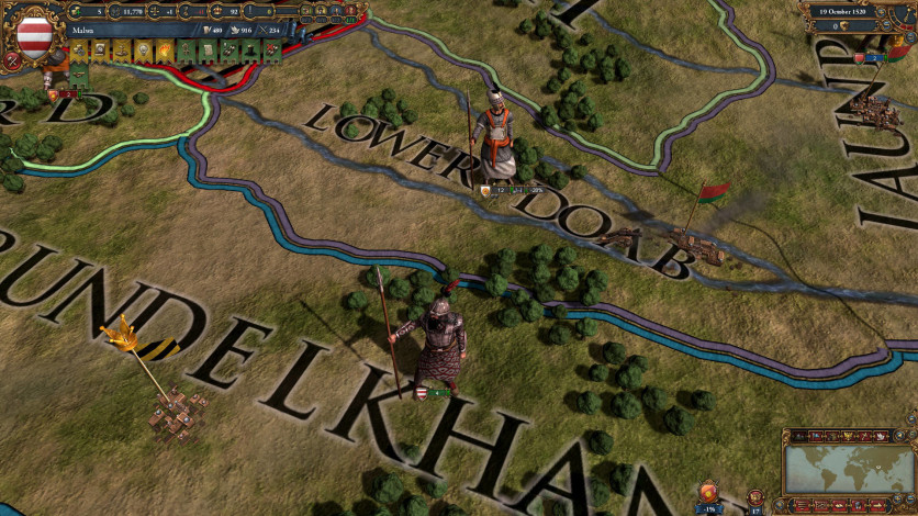 Screenshot 10 - Europa Universalis IV: Indian Subcontinent Unit Pack