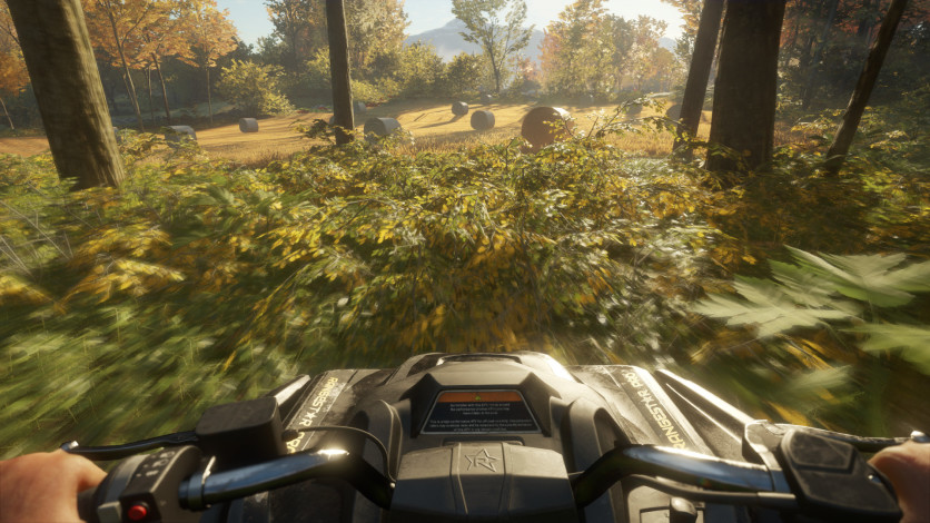 Screenshot 3 - theHunter: Call of the Wild – ATV SABER 4X4