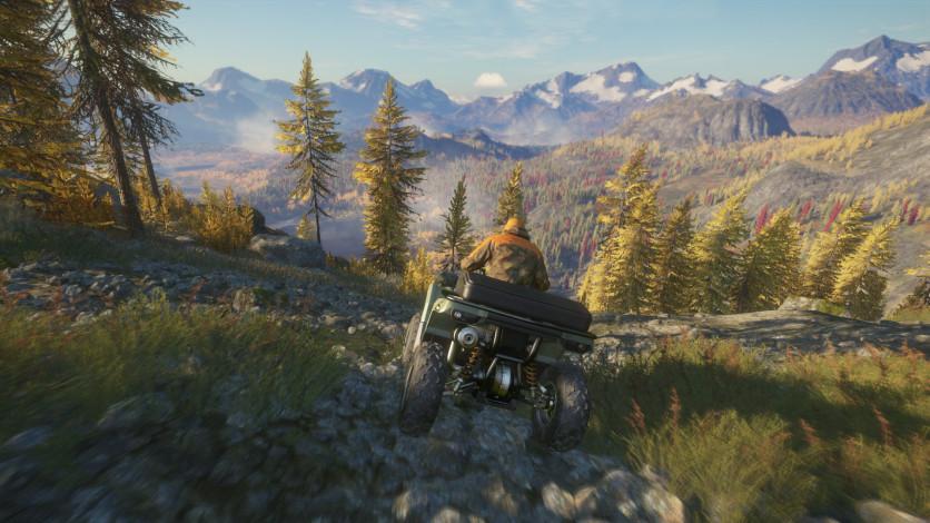 Screenshot 4 - theHunter: Call of the Wild – ATV SABER 4X4