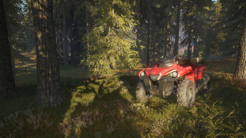 Screenshot 2 - theHunter: Call of the Wild – ATV SABER 4X4