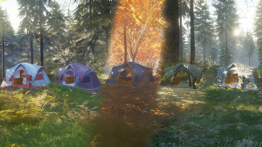 Screenshot 4 - theHunter: Call of the Wild - Tents & Ground Blinds