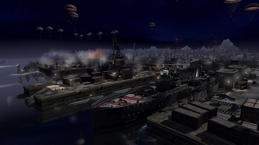 Screenshot 4 - Men of war: Assault Squad 2 - Airborne
